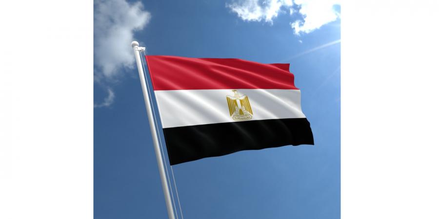 დროშა ნაჭრის ეგვიპტე, 90X150სმ.