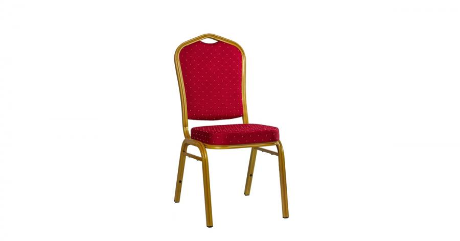 რესტორნის სკამი წინწკლებიან