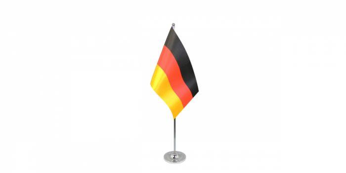სამაგიდე დროშა გერმანია, 15X22.5სმ.