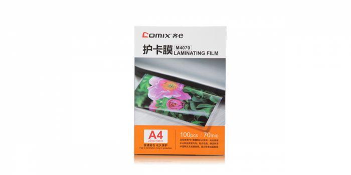ფირი ლამინატორის A4, Comix