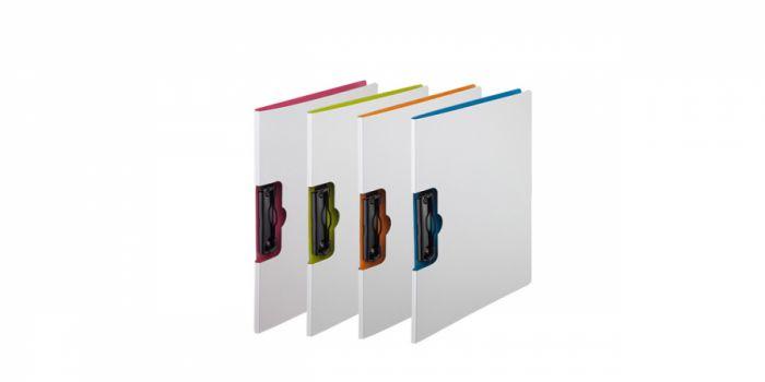სამდივნო დაფა A4, პლასტიკური, ორმაგი, Comix