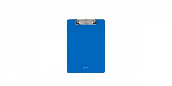 სამდივნო დაფა A4, პლასტიკური, ლურჯი, Comix