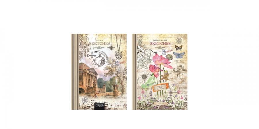 ვატმანის სახატავი ფურცლები A3, 8 ფურცელი