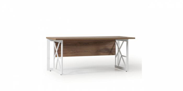 მაგიდა მეტალის თეთრი ფეხით, ALARA