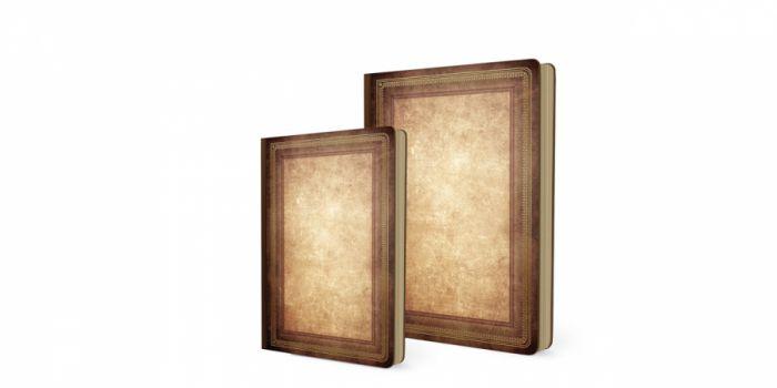 ბლოკნოტი-დღიური A6, 114 ფურცლიანი, ცალხაზიანი