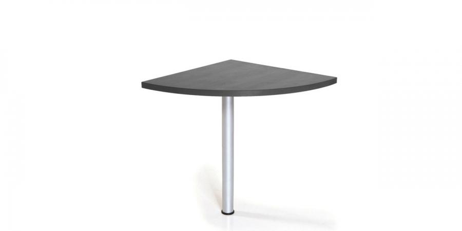 სამაგიდე შემაერთებელი, მეტალის ფეხზე