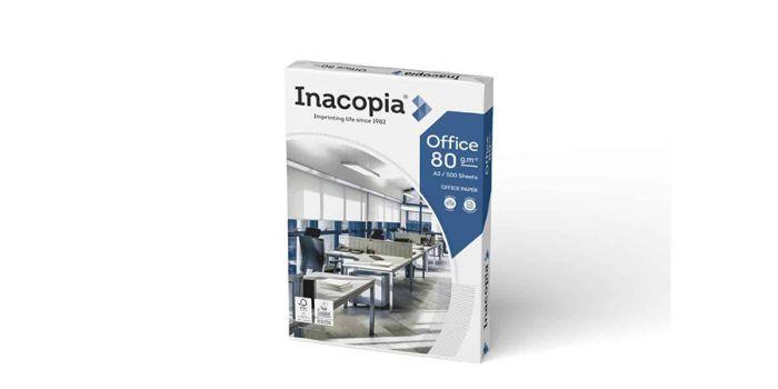 საოფისე ქაღალდი ინაკოპია ოფის, INACOPIA OFFICE, A4x500, 80გრ, (პორტუგალია)