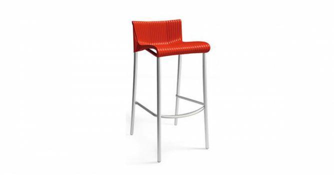 ბარის სკამი პლასტიკური