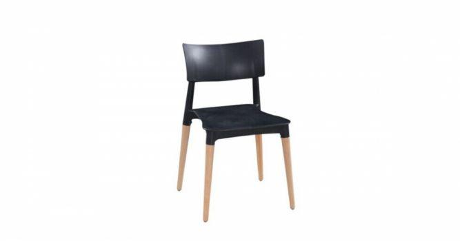 საოფისე სკამი პლასტიკური