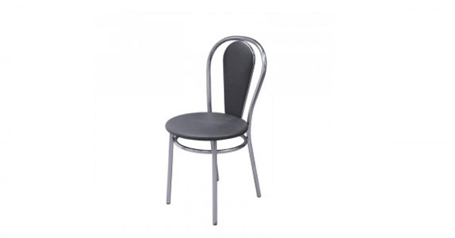 ბარის სკამი ტყავის