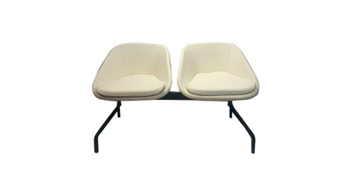 მოსაცდელი სკამი ALTO, 2 ადგილიანი