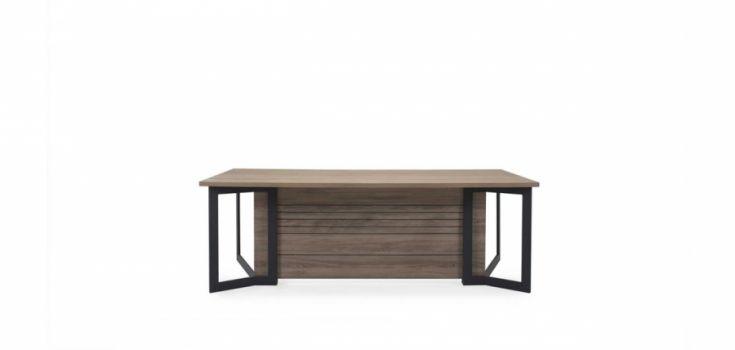 მაგიდა HYPNOZ, მეტალის ფეხით