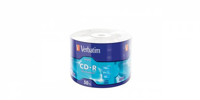 დისკი CD-R, 52x700Mb.,