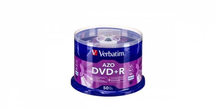 დისკი DVD+R, 16x4.7GB
