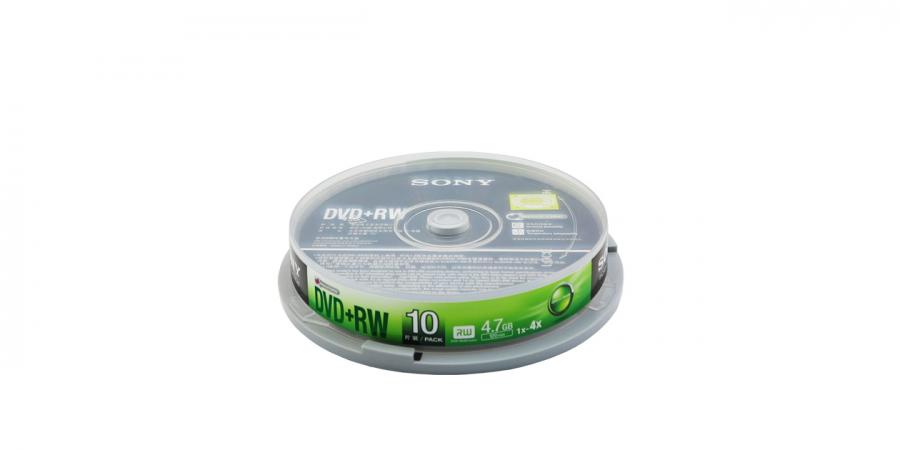 დისკი DVD+RW 16x4.7GB