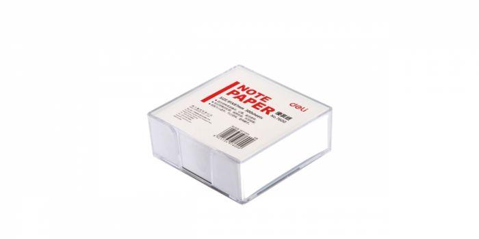 ჩასანიშნი პლასტმასის ყუთით, 300 ფურცლიანი