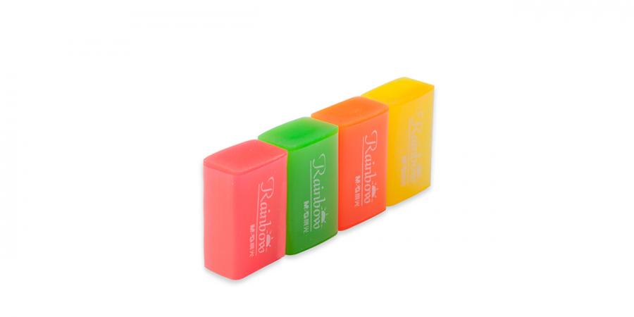 საშლელი პატარა, ფერადი, Jelly / Rainbow