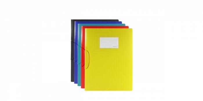 საქაღალდე A4, პლასტიკური, ფერადი, Comix