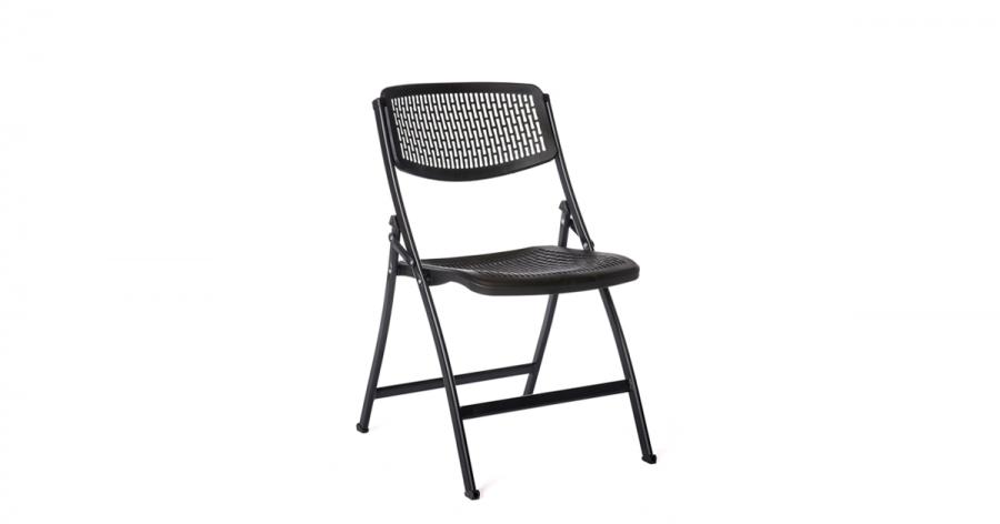 დასაკეცი სკამი პლასტიკური